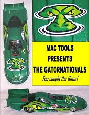 Diecast Funny Car NHRA 2003 34th Annual Gator Nationals 1:24 Model collectable