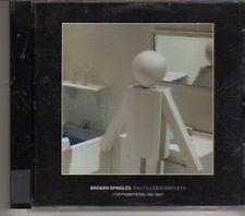 (CD764) Broken Spindles, Fulfilled: Complete - DJ CD