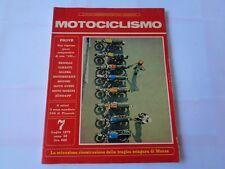 MOTOCICLISMO RIVISTA INTERNAZIONALE MOTOCICLISTI MARZO 1973 N°7 L. 600 VINTAGE
