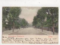 London Streatham Hill Telford Avenue 1904 U/B Postcard Stengel 390b