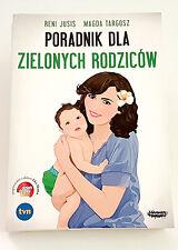 Poradnik dla zielonych rodziców (Polish book – Książka po polsku)