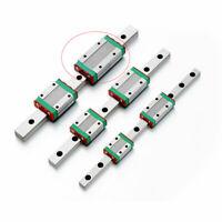 MGN12 12mm Miniatura Lineare Guida Rail Linear Blocca MGN12H Per Stampante 3D