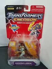 Transformers Energon DOOM LOCK Powerlinx Battle Robots in Disguise RID