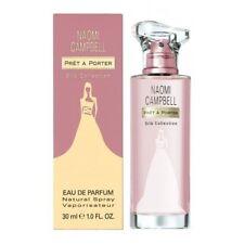 Naomi Campbell Prêt - à Porter Silk Collection Eau de Parfum  Spray 30ml. EDP