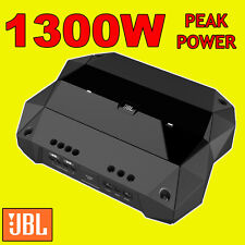 JBL Coche Amp Amplifer 1300W Max Power Club Mono Single/un canal del Subwoofer Bass
