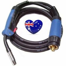 Binzel Style MB15 MIG/MAG/CO2 Welding Torch Gun Euro Connector 4M (Air - Cooled)