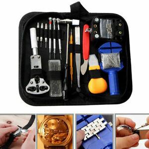 Seiko Rolex Omega Tudor Watch Opener Tool Kit 147pc Repair Pin Remover+FREE SHIP