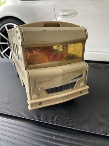 Vintage Rare Tonka Winnebago Brown Motorhome RV Camper Toy Truck Cousin Eddie