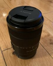 Sony 18-135mm E-mount OSS Lens F3.5-5.6