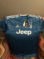 Adidas Juventus Juve Soccer  3rd Jersey NWT Size  L  Men's