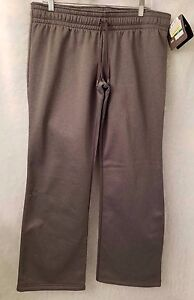 Under Armour NWT Womens Gray Loose Fit Storm 1 Athletic Pants Size L