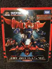 100% Legit Transformers Takara Tokyo Show Diaclone Diabattles V2 DA-01 Limited