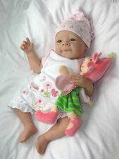 Reborn doll kit Estelle by Evelina Wosnjuk