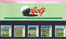 GB 1994 Presentation Pack 249  - GOLF (Courses) - Mint Stamps MNH