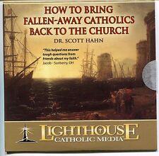 How to Bring Fallen Away Catholics Back - Scott Hahn - CD