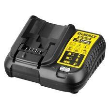 Chargeur batteries DEWALT li-ion XR DCB107 10,8V 12V 14,4V 18V 20V