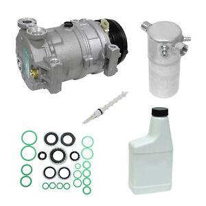 New A/C Compressor and Component Kit for S10 Blazer Sonoma Jimmy Bravada Hombre