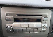 Stereo Cd Autoradio Completo Di Codice E Ricambi Per Lancia Musa