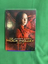 The Hunger Games: Mockingjay Part 2 BLU-RAY/DVD (Target Exclusive) 3 Disc Set