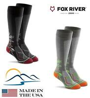Fox River Woman's Ridin Ski Sock #5520 Wool the Best for Warmth