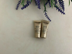 2 Lancôme Absolue Revitalizing & Brightening Soft Cream Rose Extracts 5ml ea