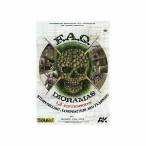 AK Dioramas FAQ 1.3 Storytelling, Composition & Planning - BOOK  UK Seller