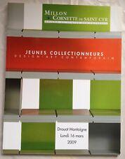 French Catalogs Cornette De Saint Cyr Design 1950 -2000  March 2009