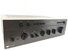 TECHNICS SU-8080 Stereo Integrated Amplifier 144 Watts RMS Vintage 1976 LIKE NEW