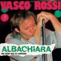 VASCO ROSSI - ALBACHIARA / FEGATO, FEGATO SPAPPOLATO NEW VINYL