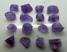 16 pcs, 56 cts, Top purple color Apatite crystals lot @ Afghanistan