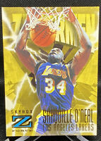 Shaquille O'Neal 1996-97 Skybox Z Force Zupermen Los Angeles Lakers HOF #187
