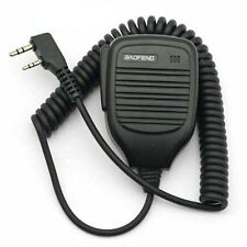 Baofeng 2-Way Radio Speaker Mic for BF-888S UV-5R UV-5RA UV-5RB UV-5RC UV-5RE XG