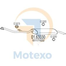 MTS 01.63330 Genuine New Exhaust with 2 year warranty
