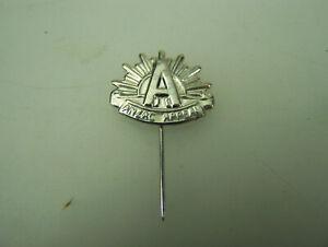 Anzac Day donation metal stick pin 'Rising Sun'                             2709