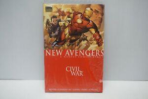 New Avengers Civil War Volume 5 (2007, Hardcover)