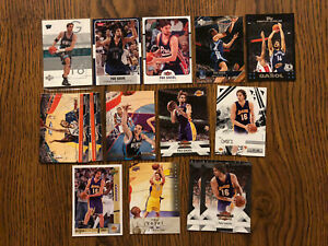 HUGE Pau Gasol Lot (14) Memphis Grizzlies, Los Angeles Lakers