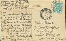 Geraldine Adye. c/o Miss Davidson, High School, Dartmouth, Devon - Sister CB.415