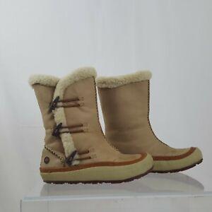 Womens Merrell Spirit Tibet High Timber Boots Polartec Thinsulate Size 6
