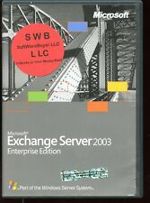 Microsoft Exchange Server 2003 Enterprise