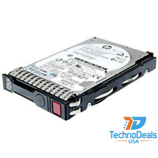"HP 600GB SAS 10K 2.5"" SMALL FORM FACTOR HDD AW611A AW611B 613922-001"