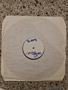 """Blame – Music Takes You (Seal Version) ULTRA RARE PROMO 12"""" UNPLAYED MINT 12"""""""