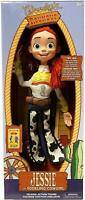 "Lovely Toy Story Jessie The Yodeling Cowgirl 15"" Pull String Talking Figure Doll"