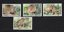 103833/ Solomon Islands 2002 - Mi 1062/5 - Wollkuskus / WWF - **