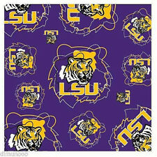 Closeout LSU Tigers Silky Scarf  Free Shipping!!