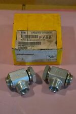 ERMETO ORIGINAL EO HYDRAULIC O-RING FITTINGS WH20SRKDSOMDCF (2) 0868757510 NEW