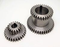 2 speed - Hi/Low Metal Gear Set - for CJ18 Series Mini-Lathe New