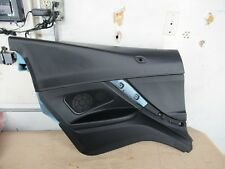 Convertible Left Rear Panel Nappa Leather Trim Cover OEM BMW F12