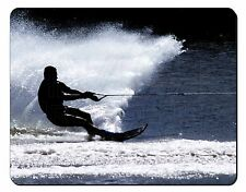 Water Skiing Sport Computer Mouse Mat Christmas Gift Idea, SPO-W1M