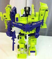 Transformers G1 Devastator Original Combiner Takara Constructicon Vintage