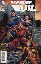 FOREVER EVIL #2 JUSTICE LEAGUE IS DEAD DC SUPER VILLAINS TEEN TITANS NEW 1